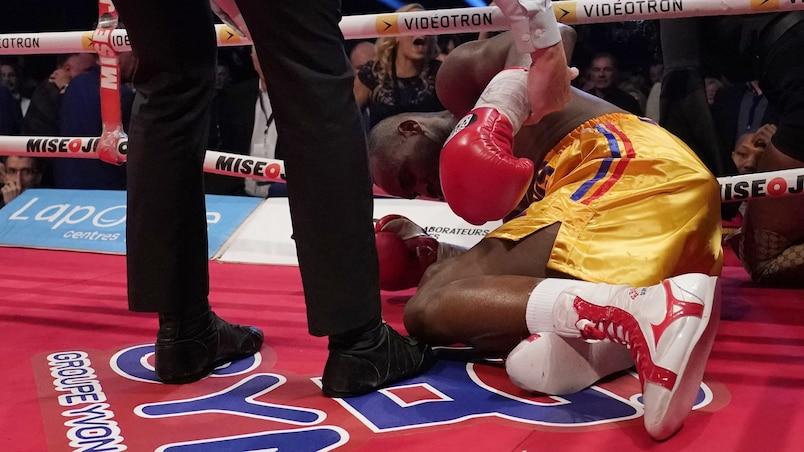 Le monde de la boxe en état de choc
