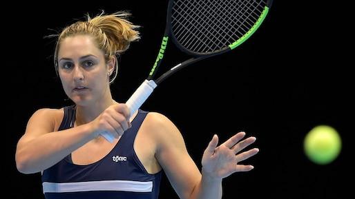 Roland-Garros: bons débuts pour la dernière Canadienne en lice