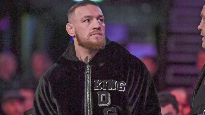 Conor McGregor se rend aux autorités new-yorkaises