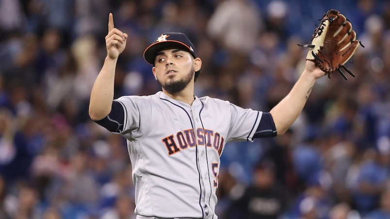 Houston Astros v Toronto Blue Jays