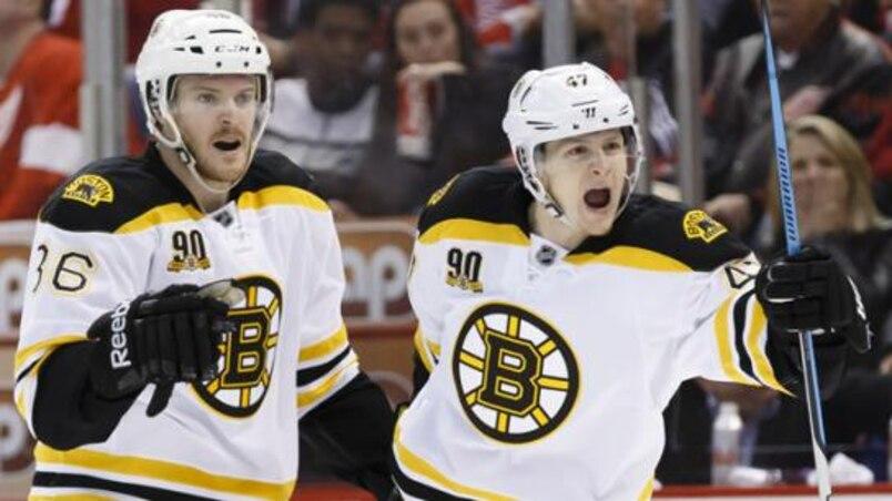 Les Bruins encore plus dangereux