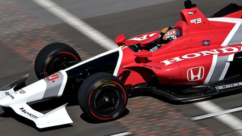 L'IndyCar teste sa prochaine génération de bolides