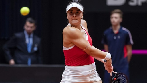 TENNIS-FEDCUP-NED-FRA-CAN