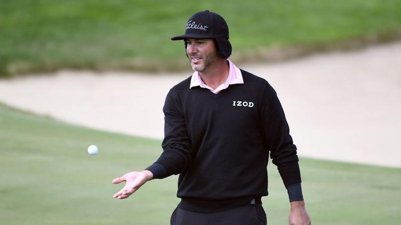 PGA: Scott Piercy grimpe au premier rang