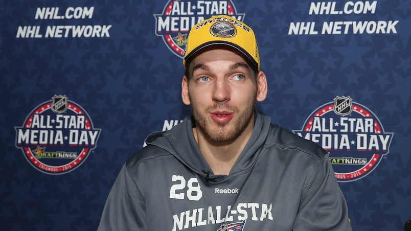 2015 NHL All-Star Weekend - Media Availability