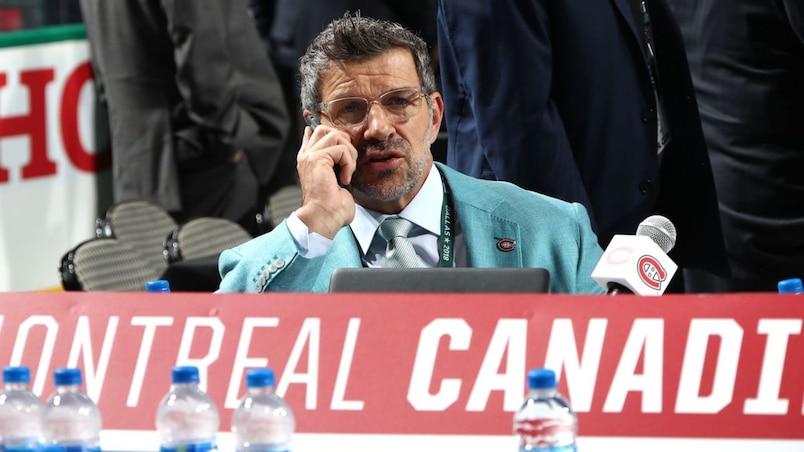 Le repêchage de la LNH à Montréal en 2020