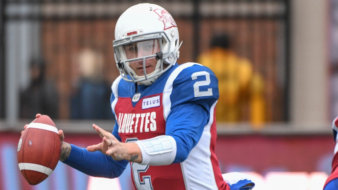 Stampeders c. Alouettes
