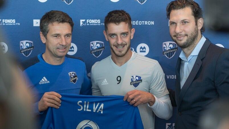 Alejandro Silva: «C'est un beau défi de venir à Montréal»