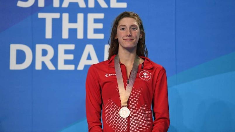 Une huitième médaille historique pour Taylor Ruck aux Jeux du Commonwealth