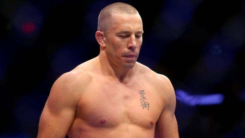 Un combat Georges St-Pierre-Nate Diaz à l'UFC 227?