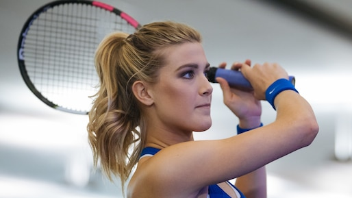 Eugenie Bouchard : on y croit toujours