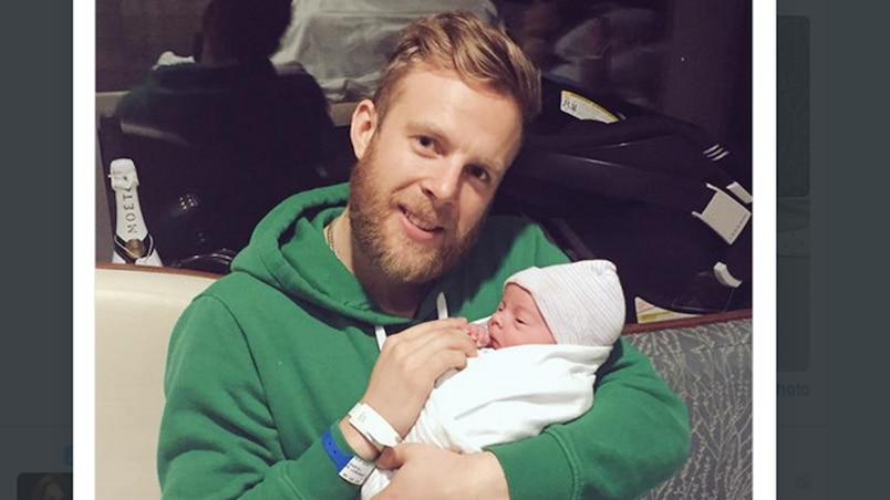 Versteeg compare la naissance de son fils au triomphe de la Coupe Stanley