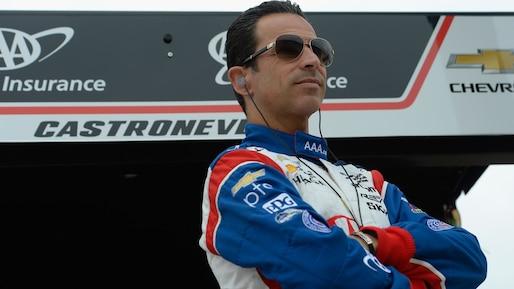 IndyCar : Helio Castroneves partira premier à Elkhart Lake