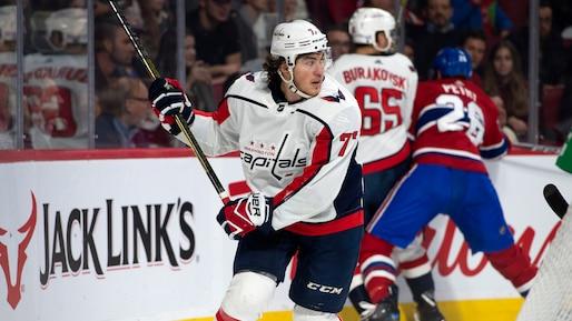 Canadiens c Capitals