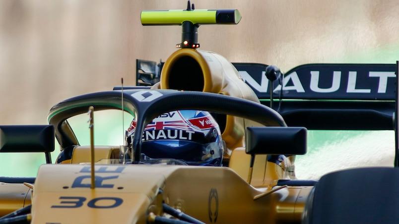 Le «halo» sur les F1 dès 2018