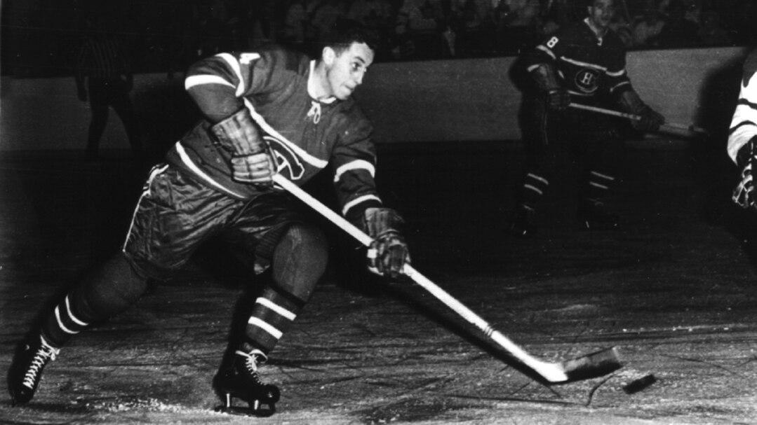 Player Jean Beliveau