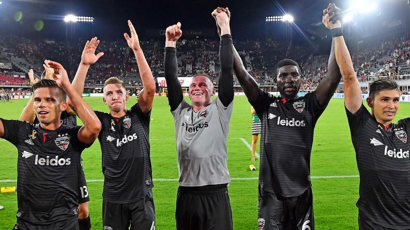Rooney et «l'effet Drogba»