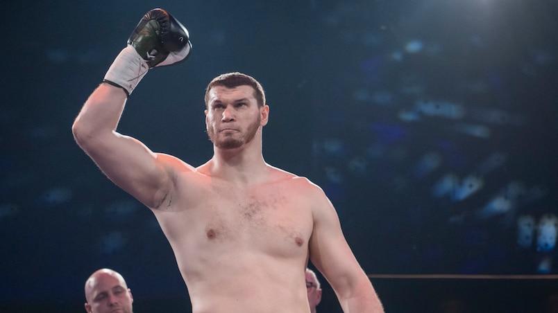 Makhmudov plus puissant que Wilder?