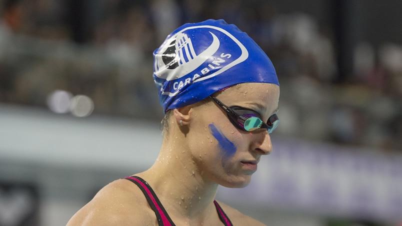 Le rêve paralympique d'un nageur autiste