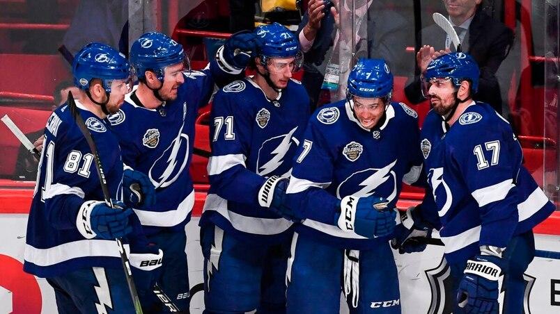 À TVA Sports : Rangers - Lightning
