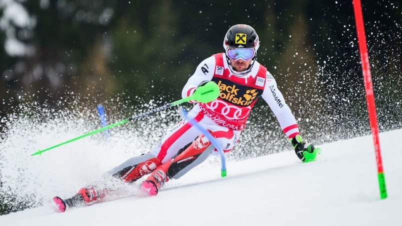 SKI-ALPINE-WORLD-CUP-MEN-SLALOM