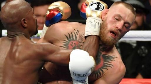 Conor McGregor suspendu pour des motifs médicaux