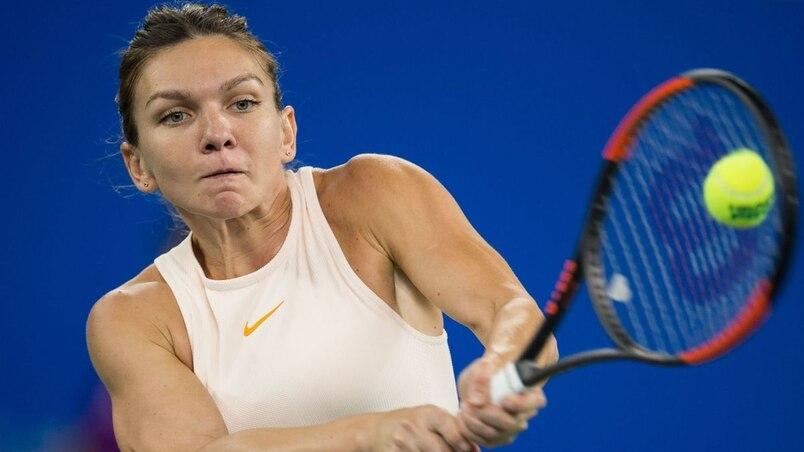 WTA: Simona Halep abandonne sur blessure à Pékin