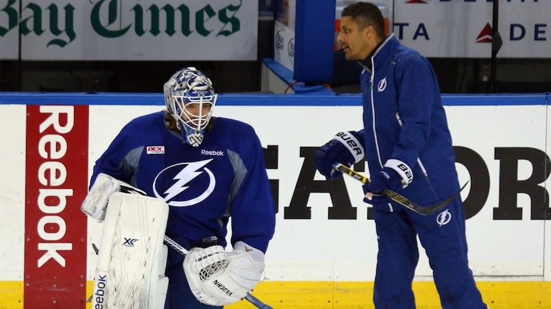 Frantz Jean et Ben Bishop