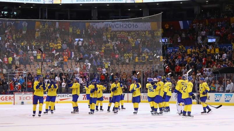 World Cup Of Hockey 2016 - Team Sweden v Team Russia