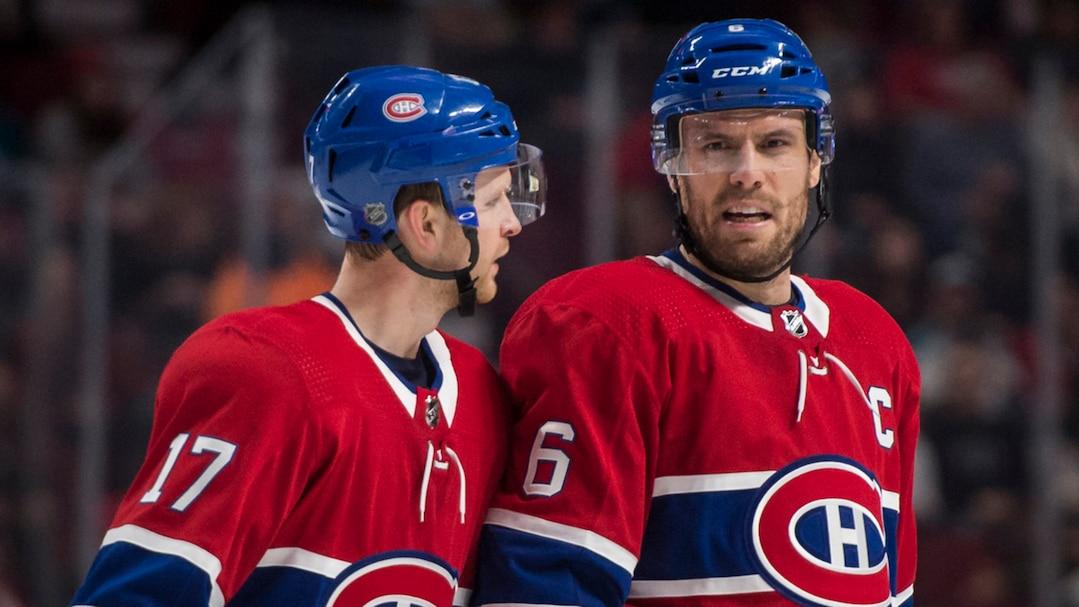 Sharks c. Canadiens