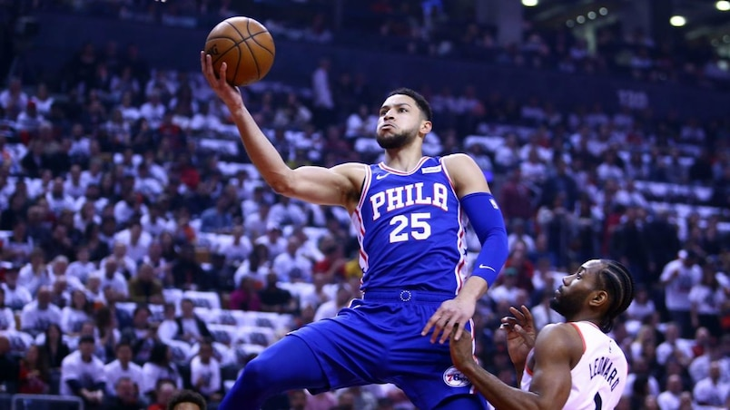 Philadelphia 76ers v Toronto Raptors - Game One
