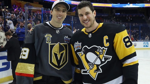 Crosby se réjouit pour Fleury