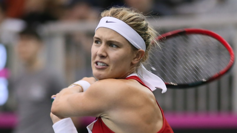 SPO- FED CUP CAN c. UKR