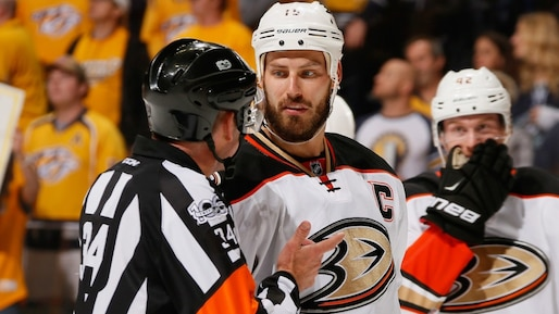 Anaheim Ducks v Nashville Predators - Game Three