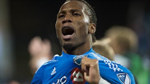 Didier Drogba de retour dans le maillot de l'Impact