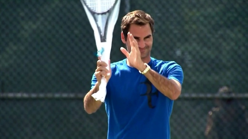 Joyeux anniversaire, Roger!