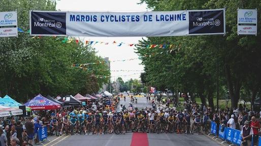 Mardis cyclistes de Lachine : place à la grande finale!