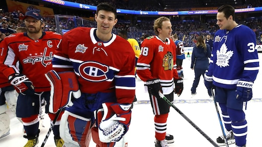 SPO-HKO-HKN-2018-GEICO-NHL-ALL-STAR-SKILLS-COMPETITION---FASTEST