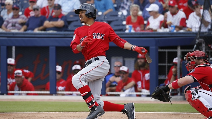 Boston Red Sox v Washington Nationals