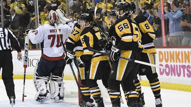 Les Penguins nivellent les chances