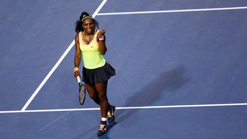 Serena sera la première favorite