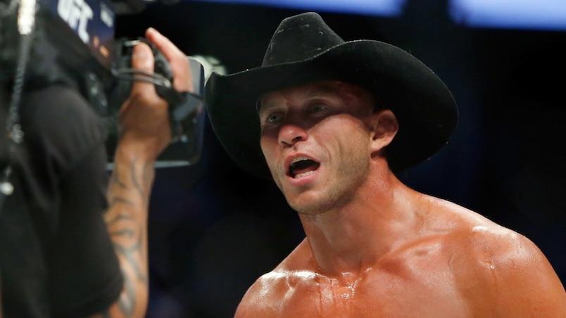 UFC 202: Story v Cerrone