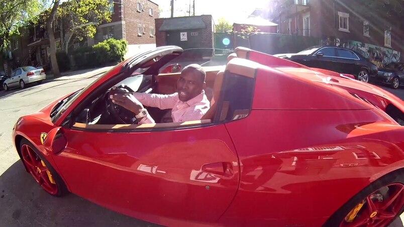 L'immobilier : un «passe-temps» pour Adonis Stevenson