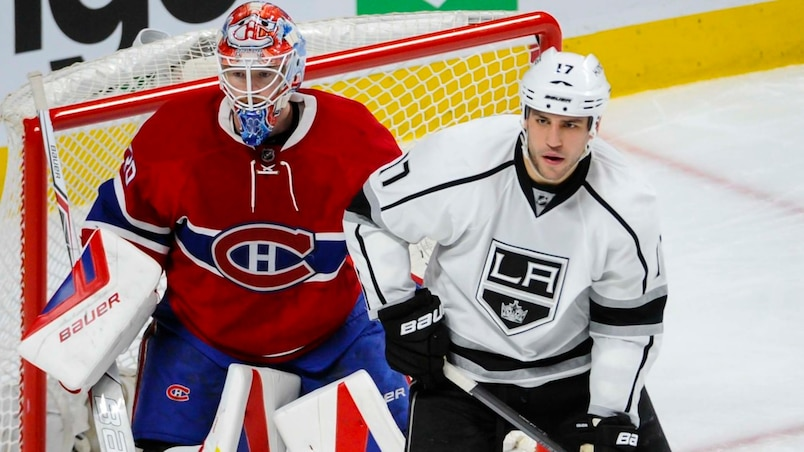 Les discussions reprennent entre Lucic et les Kings