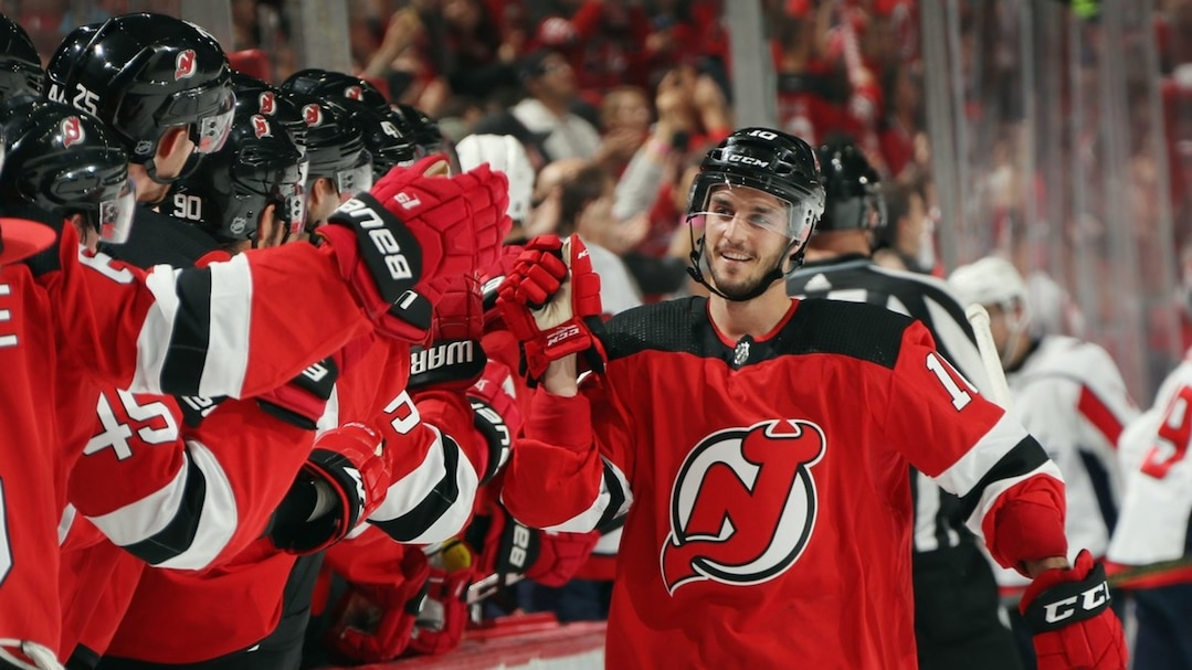 HKO-HKN-SPO-WASHINGTON-CAPITALS-V-NEW-JERSEY-DEVILS