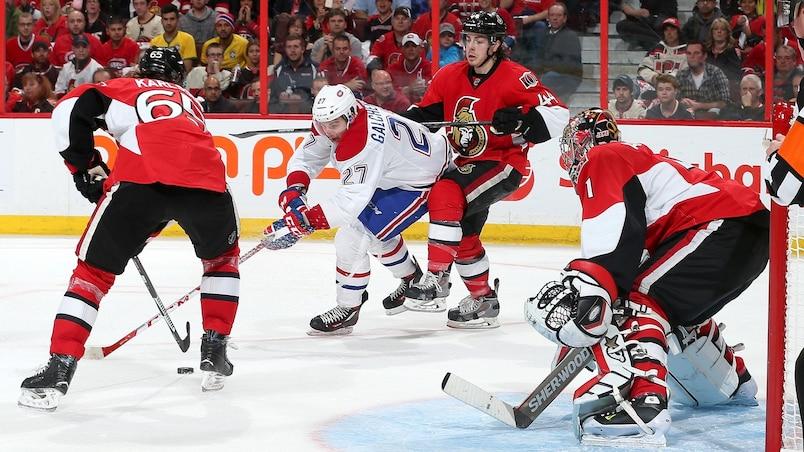 Montreal Canadiens v Ottawa Senators - Game Four
