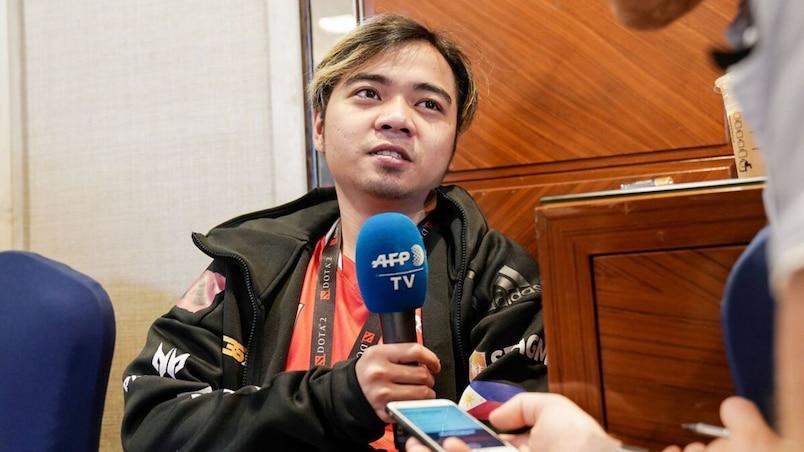 CHINA-ESPORTS-GAMING-INTERNET-DOTA2-THEINTERNATIONAL-INJURIES