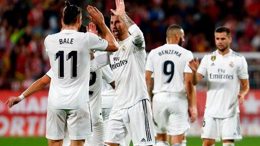 Le Real Madrid pourrait toucher jusqu'à 180 M$
