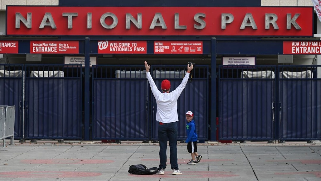 NATS reach the World Series for the first time in history