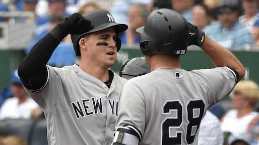 Tyler Austin propulse les Yankees vers la victoire